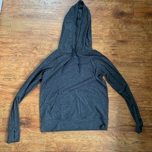 Outdoor Voices CloudKnit Hoodie Charcoal